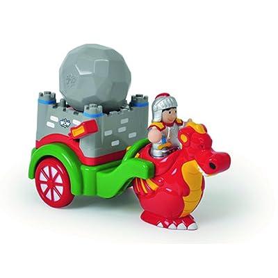 WOW Toys George le dragon de conte