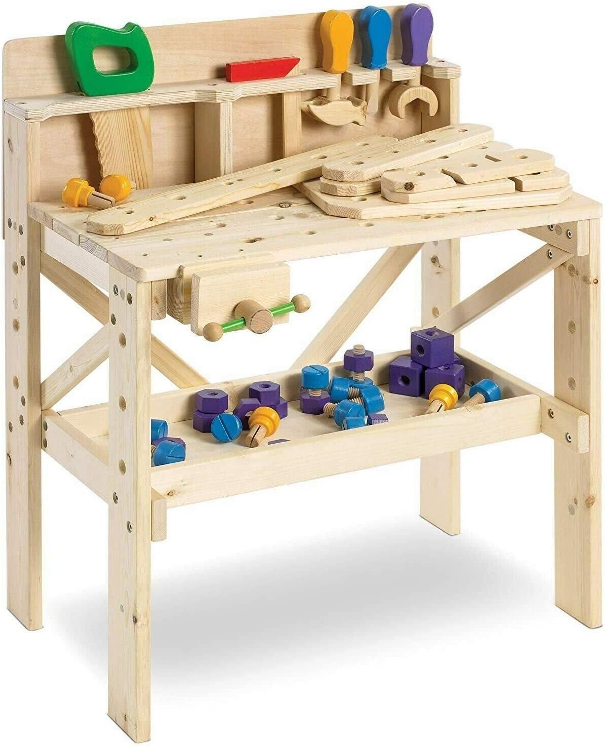 Top 14 Best Kids Tool Bench (2020 Reviews & Buying Guide) 1