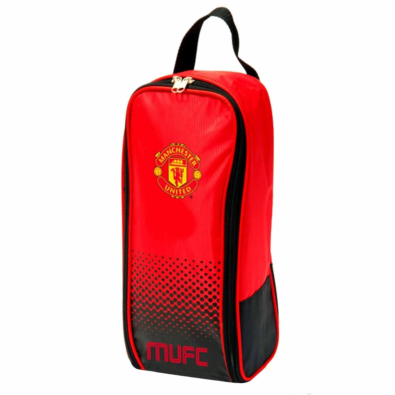 Manchester United F.C. - Bolsa para botas de fútbol: Amazon ...