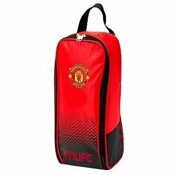 Manchester United F.C. - Bolsa para botas de fútbol  Amazon.es ... c131635007c6b