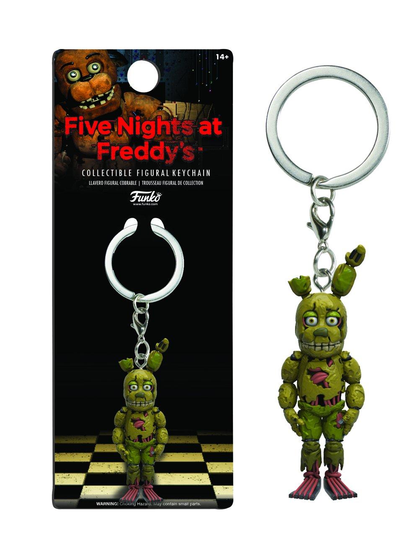 Funko Five Nights at Freddys Spring Trap Keychain