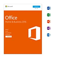Microsoft Office Home and Business 2016 | PC | Download