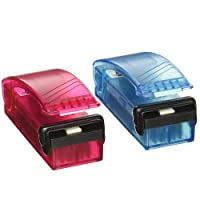 Deals on 2-Pack iTouchless Handheld Heat Bag Sealer