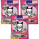 ニオイをとる砂 ニオイをとる紙の猫砂 10L×3袋 (ケース販売)