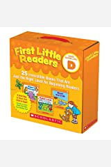 First Little Readers Parent Pack: Guided Reading Level D: 25 Irresistible Books That Are Just the Right Level for Beginning Readers Paperback