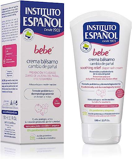 Oferta amazon: Instituto Español Bebé Crema Bálsamo Pañal - 150 ml
