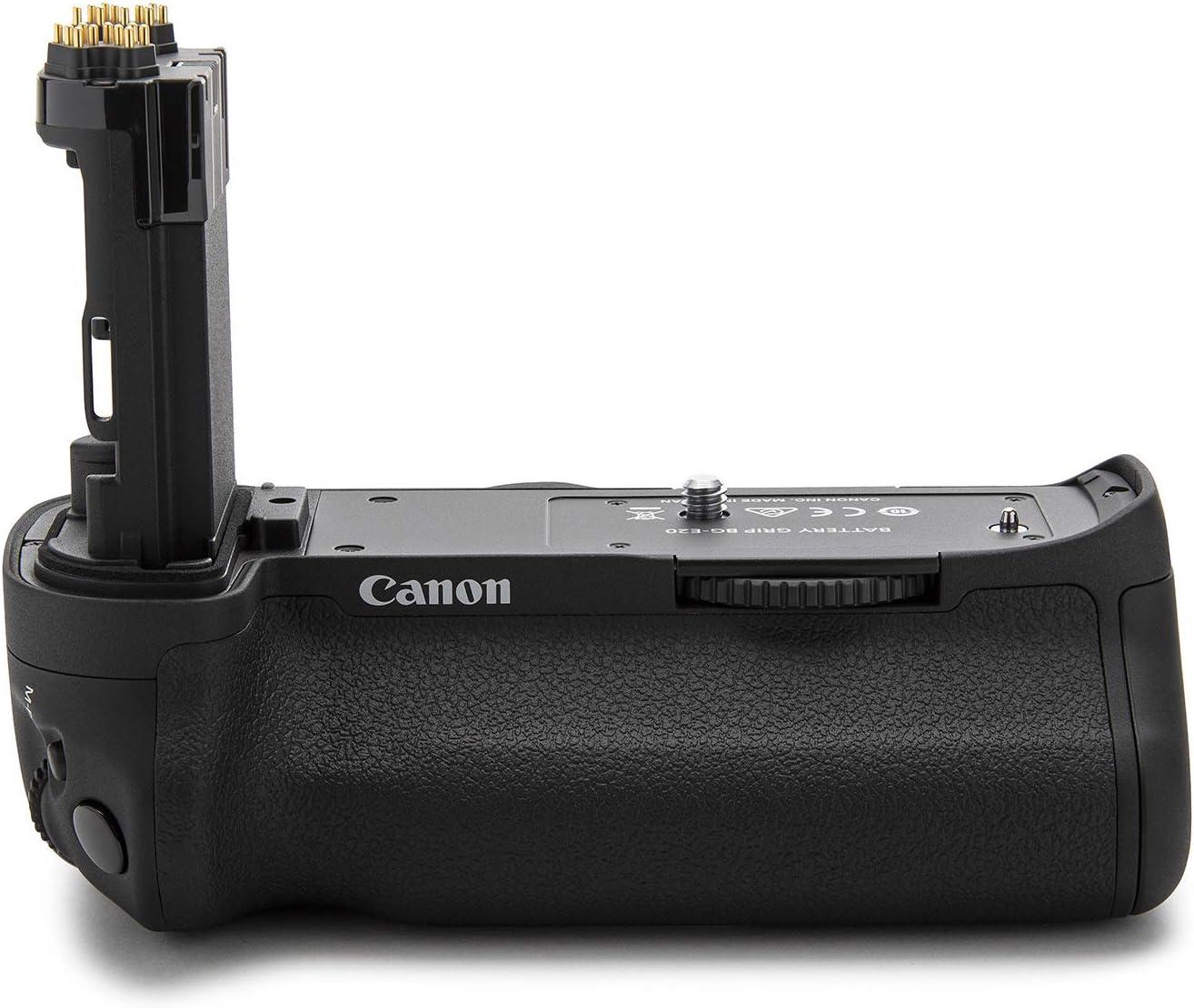 Canon Battery Grip BG-E20 for The Canon 5D Mark IV Digital SLR Camera I/ón de Litio bater/ía Recargable