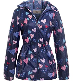 9cdc495b8 SS7 Girls Wool Coat Faux Fur Hooded Parka Jacket Age 7 8 9 10 11 12 ...