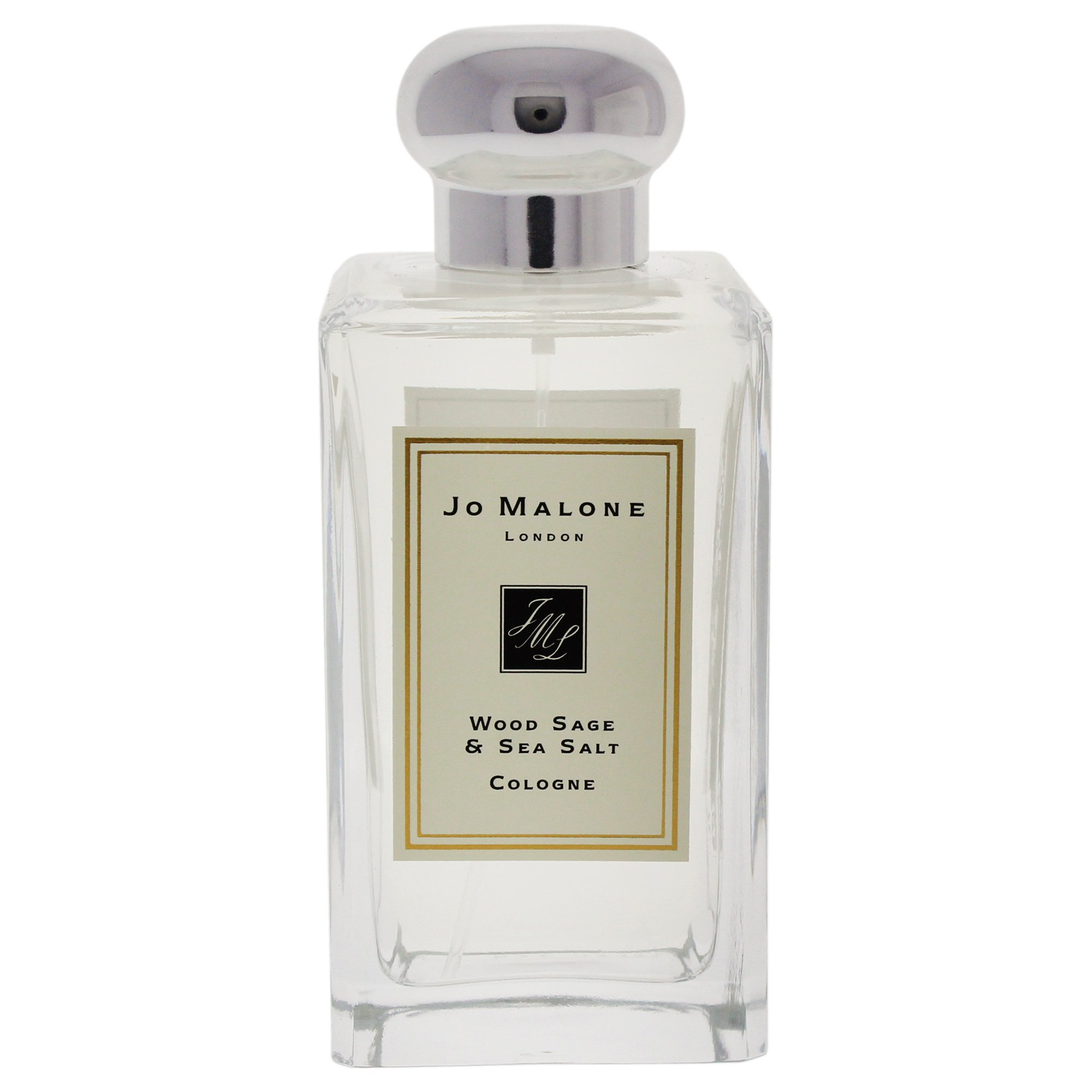 Jo Malone Wood Sage & Sea Salt Cologne Spray for Women, 3.4 Ounce