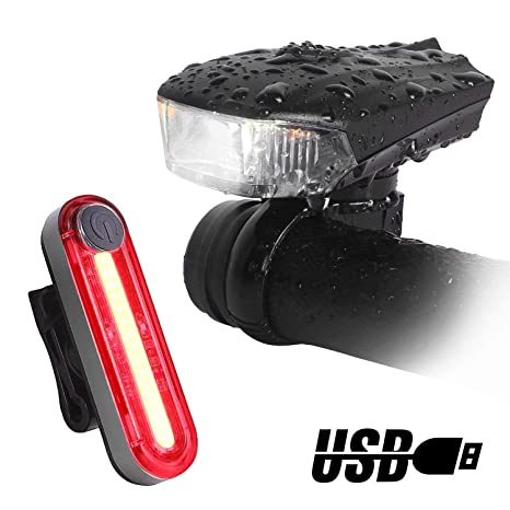 Diamond Found LED Luz Bicicleta, Luces Bicicleta Delantera y ...