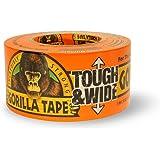 Gorilla cinta rígida y fondo 73 mm x 27 m