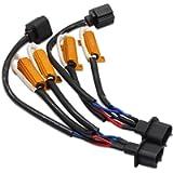SEALIGHT 9008/H13 LED Resistor Kit Relay Harness Adapter Anti Flicker Error Decoder Warning Canceller