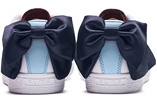 Puma Basket Bow W shoes blue