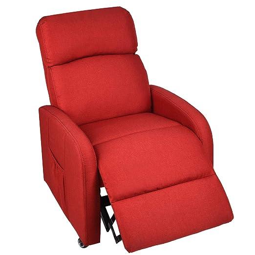 Sofá reclinable para niños - Sofá Cama para niños con Ruedas ...