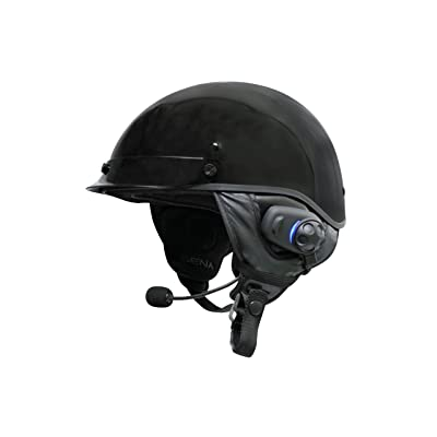 Sena SPH10H-FM-01 Bluetooth Stereo Headset and Intercom with Built-in FM Tuner for Half Helmets: Automotive