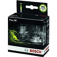 Bosch H4 Plus 90 autolamp 12 V 60/55 W P43t (2 stuks)