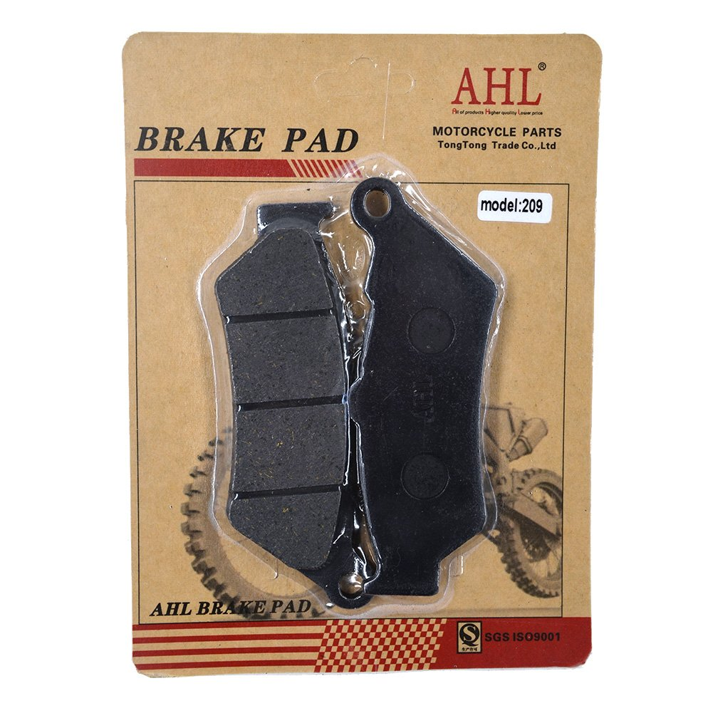 ABS Model AHL Brake Pads Disc Front FA209 for 990 Adventure 2007-2011//950 R Superenduro//990 Adventure S 2006-2008