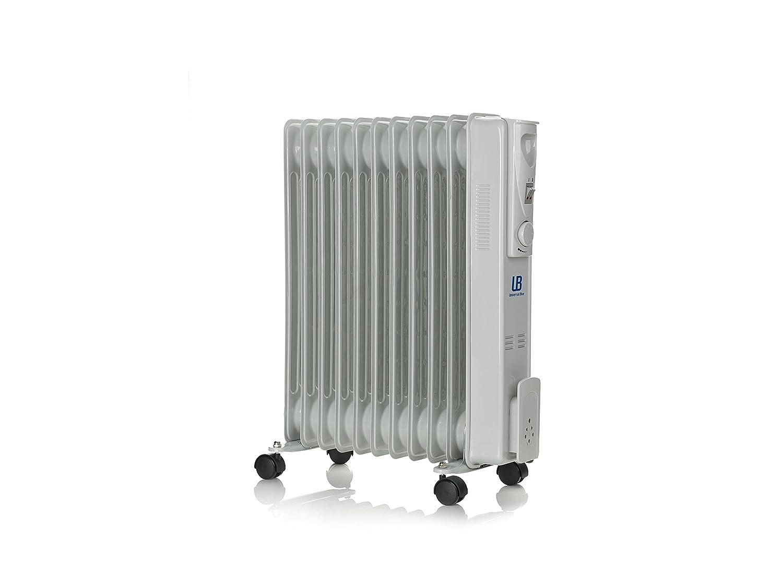Universal Blue URA2500-16 Radiador de Aceite 2500 W, Gris: Amazon.es: Bricolaje y herramientas