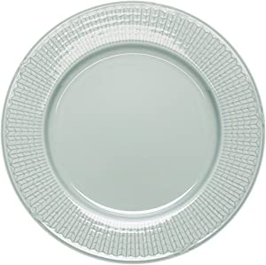 "Swedish Grace 8.25"" Salad Plate Color: Ice"