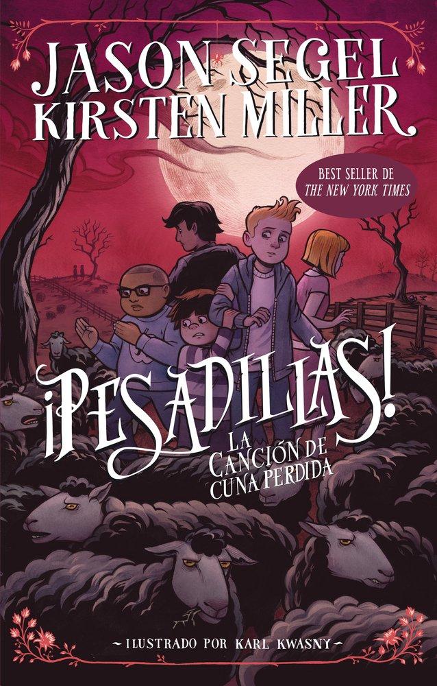 Download ¡Pesadillas! La canción de cuna perdida (Spanish Edition) PDF