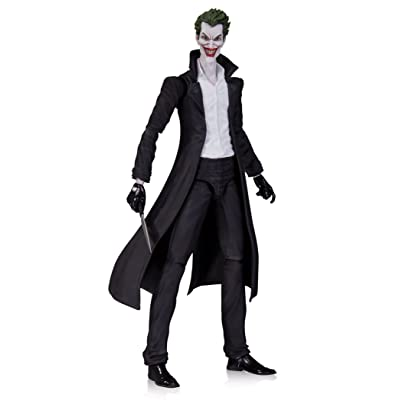 DC Collectibles DC Comics - The New 52: The Joker Action Figure: Toy: Toys & Games