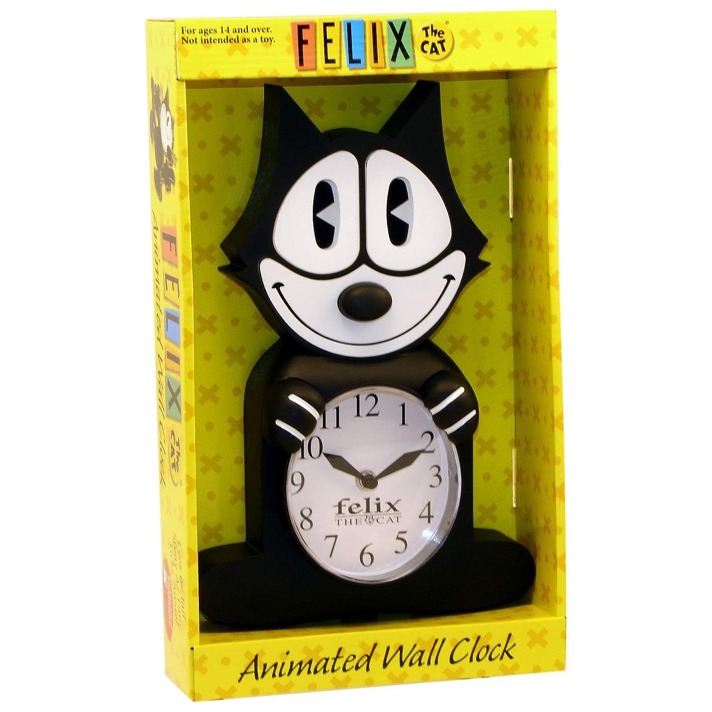 Amazon.com: Felix the Cat 3-D Motion Clock: Home & Kitchen