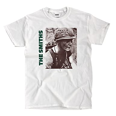 ef75add6 The Smiths - Meat Is Murder - White T-Shirt (2xl) | Amazon.com