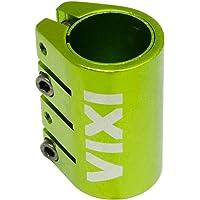 Ixia 4 Bolts Abrazadera Patinete, Verde, Talla Única