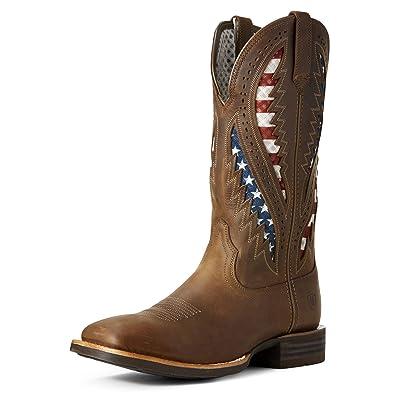 Ariat Men's Quickdraw Venttek Western Cowboy Boot | Western