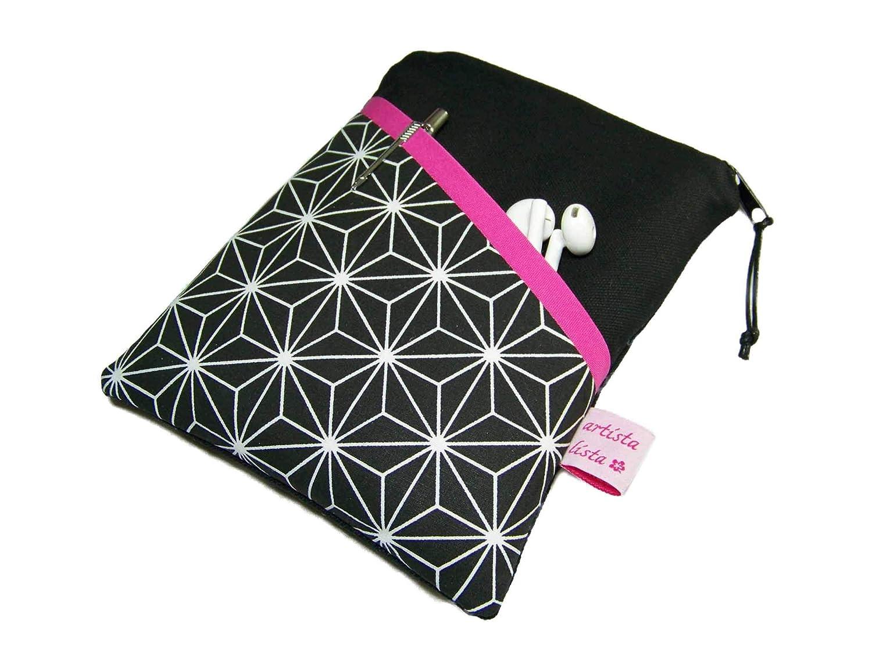 Ma/ßanfertigung bis max 10,9 z.B eReader Tasche Hexagon eBook Reader Tablet H/ülle f/ür Tolino Vision 4HD iPad Air