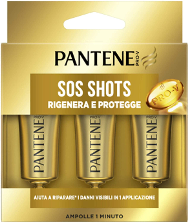 Pantene Color Protect Wonder ampollas para pelo teñido, 3x 15ml