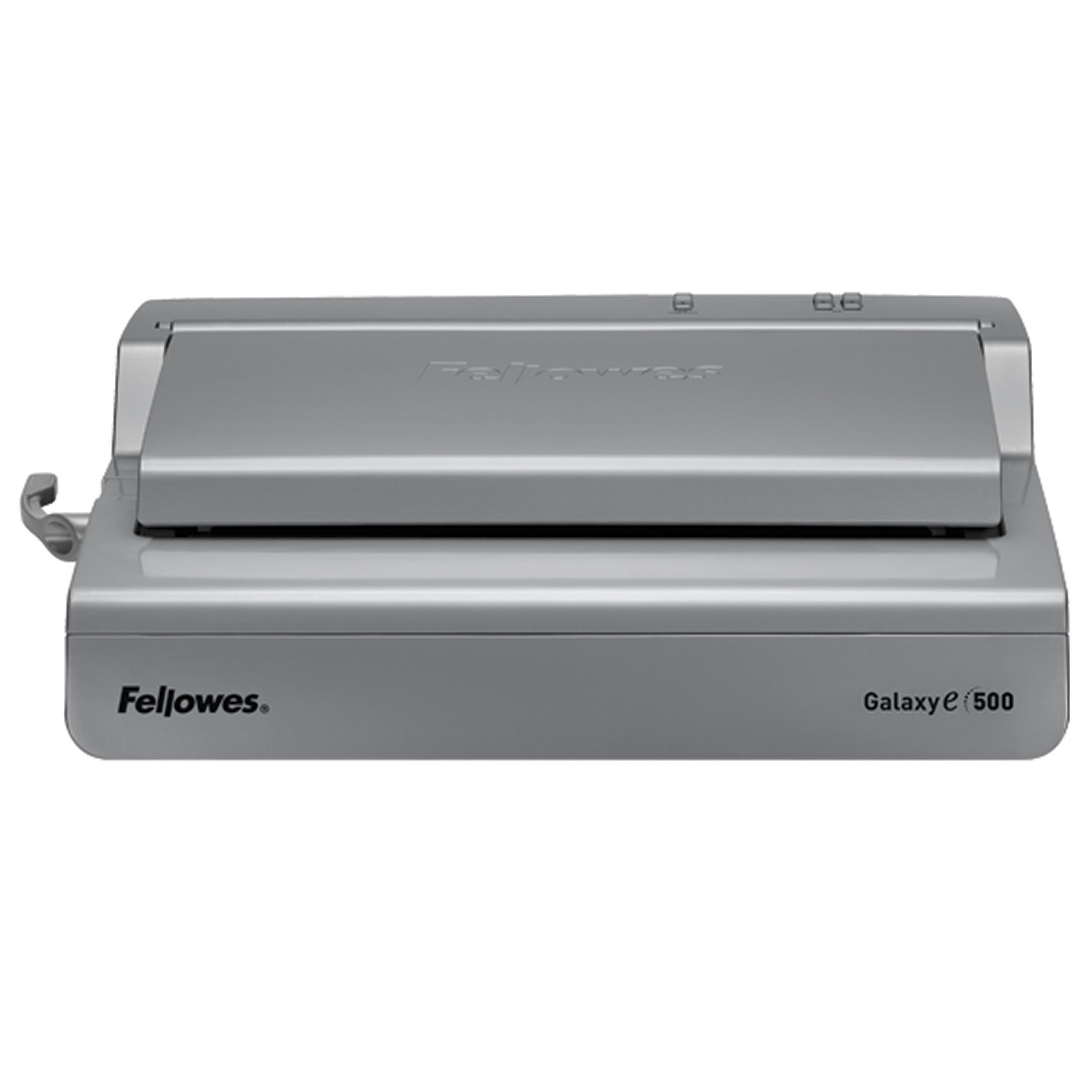 Fellowes 5218301 Galaxy 500 Electric Comb Binding System, 500 Sheets, 19 5/8x17 3/4x6 1/2, Gray by Fellowes (Image #3)