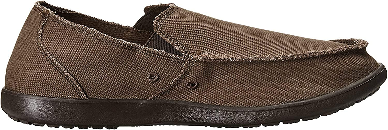 Crocs Men's Santa Cruz Realtree Edge Slip On Loafer | Mens Casual Shoes