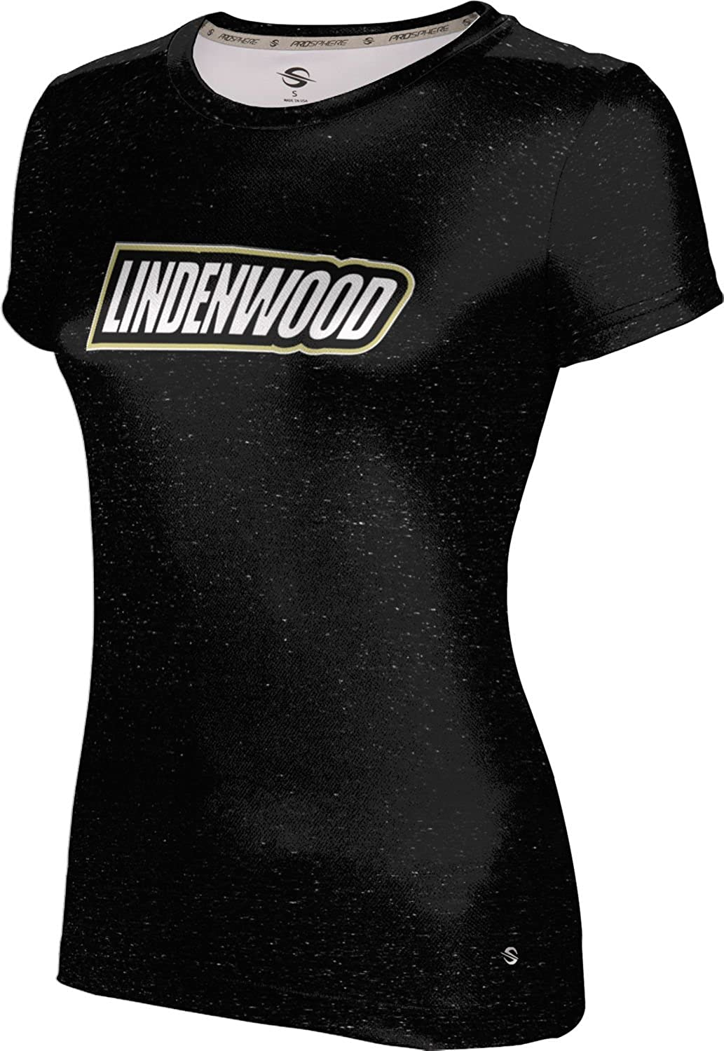 ProSphere Lindenwood University Girls Performance T-Shirt Heather