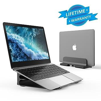 f2837d20cc ノートパソコン スタンド pc アルミ 無段階調節 Macbook/Macbook Pro/Dell/Sony