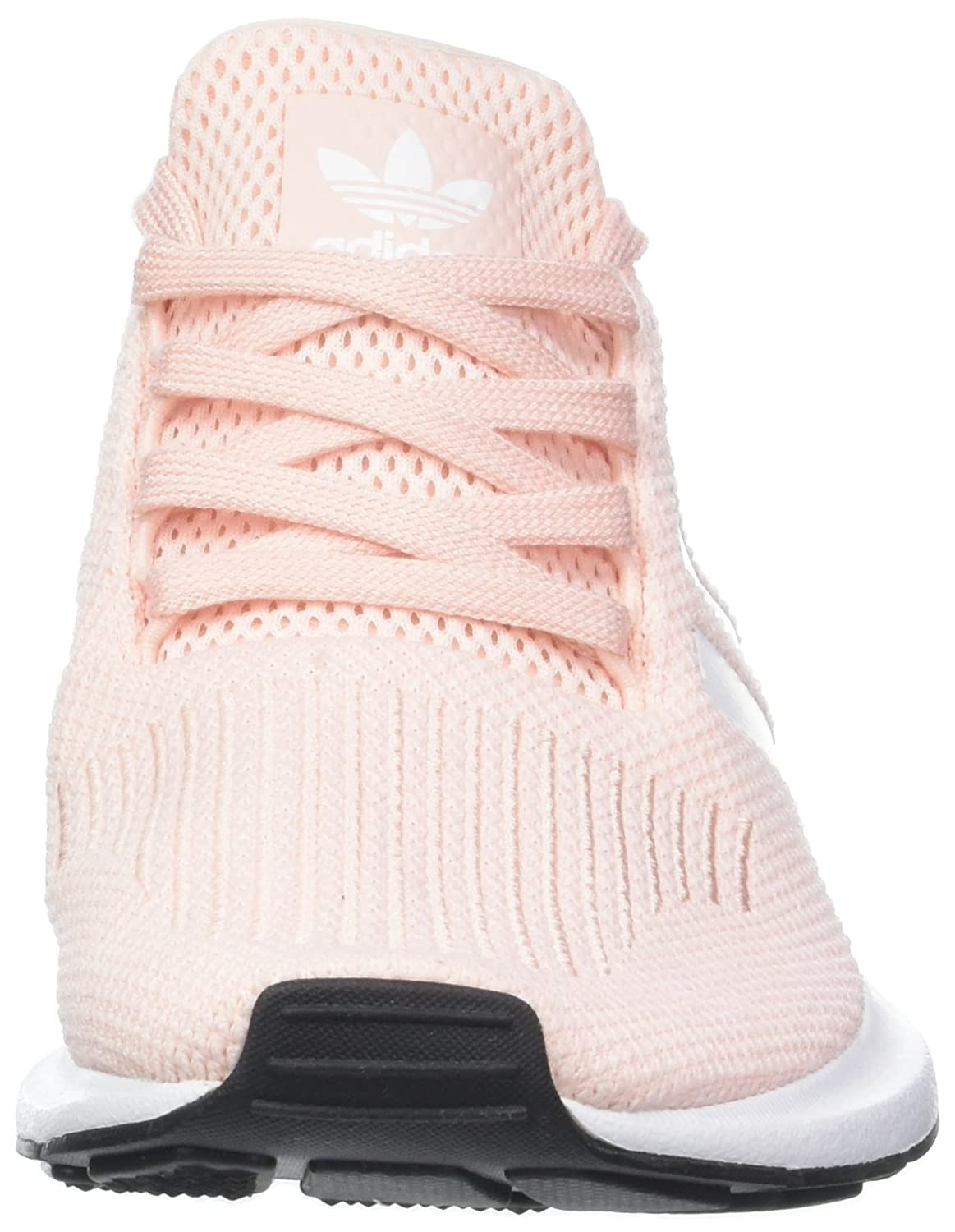 Amazon.com | adidas Womens Swift Run W, ICE Pink/Footwear/CORE Black | Road Running