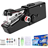 Mini Handheld Sewing Machine,Mini Sewing Professional Cordless Sewing Handheld Electric Household Tool - Quick Stitch Tool fo