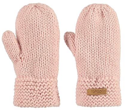 BARTS - Moufles naissance en maille rose tendre bébé fille du 3 au 12 mois  Barts  Amazon.fr  Vêtements et accessoires 743127ffd15