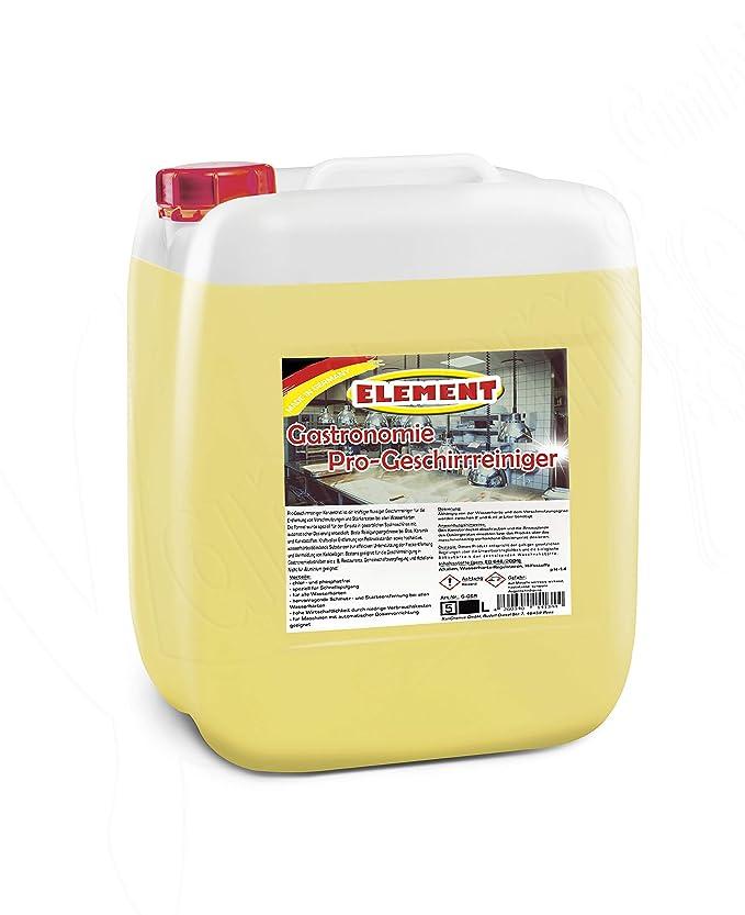 Vajilla limpiador para comercial 5L líquido lavavajillas 6 kg ...