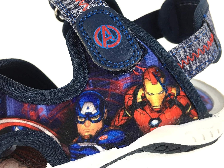 Marvel Avengers Sandales de Sport d/ét/é pour gar/çon