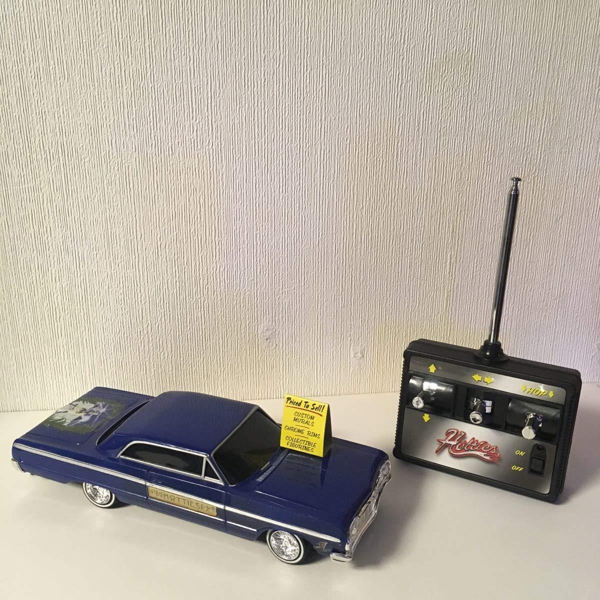 Lindberg リンドバーグ 64 Impala インパラ Low Rider ローライダー ラジコン B07S2WGQXZ