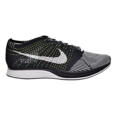 best sneakers 864af 59ae2 Amazon.com | Nike Unisex Flyknit Racer Running Shoe | Road Running