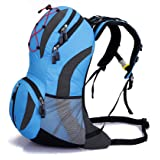Lily's Locker -20L Trekking Backpack (47cm x 26cm x 15cm) Hombre y Mujer Bolsas al Aire libre Para Casual, Escalada Ciclismo Bicicleta y Otras Actividades