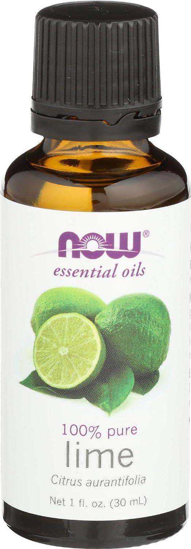 Lime Oil Now Foods 1 oz EssOil