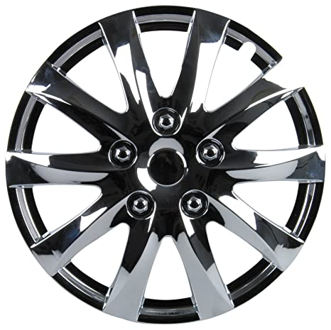 Unitec 75180 Jerez - Tapacubos (4 unidades, 40,6 cm, 16