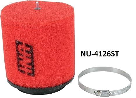 2004-2005 HONDA TRX450R UNI AIR FILTER HONDA ATV, Manufacturer: UNI FILTER,  Manufacturer Part Number: NU-4126ST-AD, Stock Photo - Actual parts may