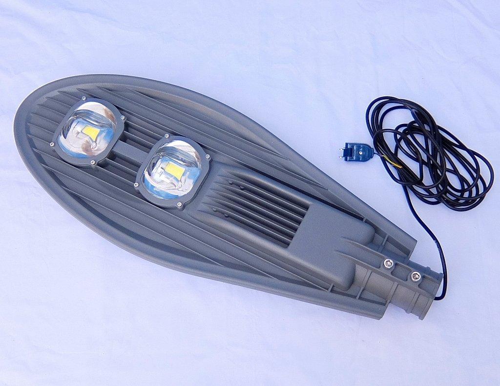 プロジェクター式 街灯 道路灯 タイプ LED 投光器 50W 100W 150W 200W 店舗 工場 駐車場 広場に (50W) B076MRH88W 19980 50W  50W