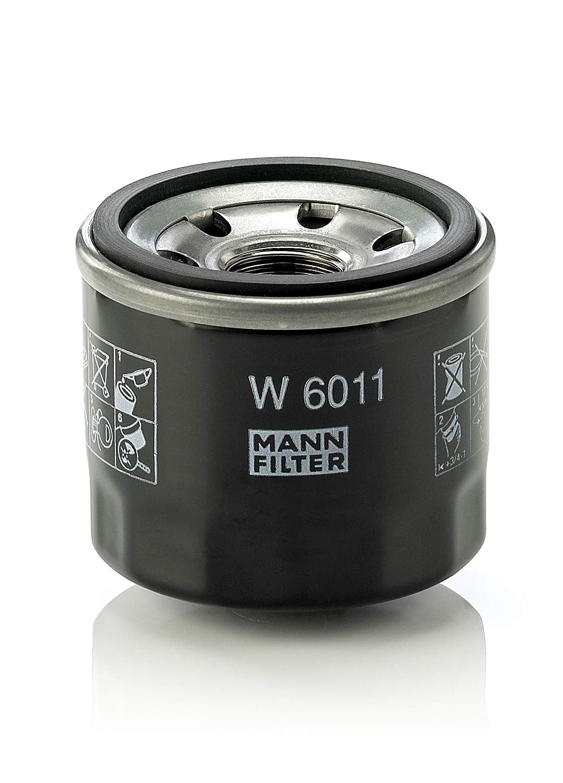 Per Automobili Originale MANN-FILTER Filtro Olio W 6011