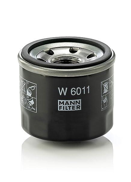Mann Filter W6011 filtro de aceite