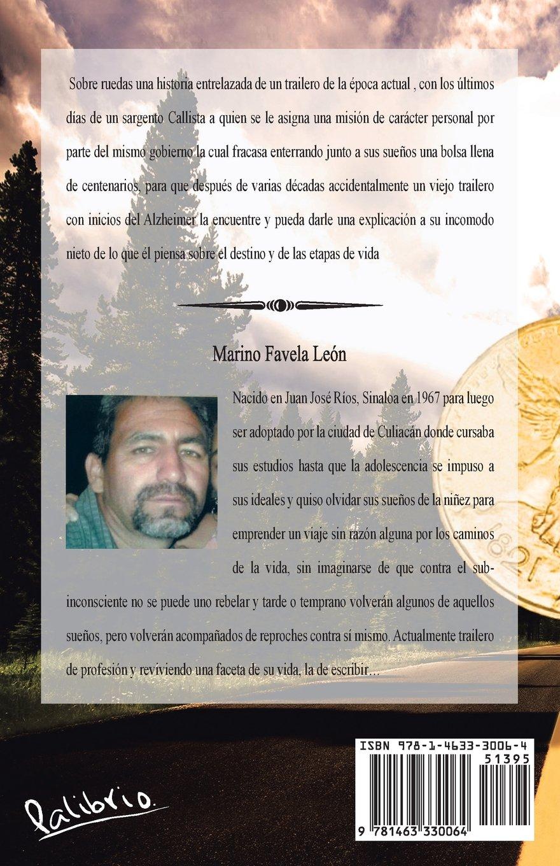 Sobre Ruedas: Novela Corta (Spanish Edition): Marino Favela León: 9781463330064: Amazon.com: Books